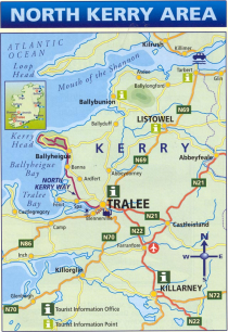 North Kerry Way on map of germany, map of ohrid macedonia, map of canada, map of scotland, map of sapporo japan, map of england, map of leningrad russia, map of kunming china, map of kaohsiung taiwan, map of bora bora tahiti, map of kiev ukraine, map of india, map of kumasi ghana, map of koh samui thailand, map of africa, map of kuala lumpur malaysia, map of rzeszow poland, map of kigali rwanda, map of karachi pakistan, map of kampala uganda,